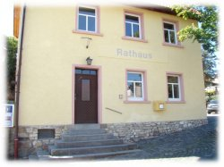 Rathaus der Ortsgemeinde Hangen-Weisheim